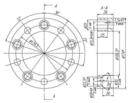 Изготовление проставок для расширения колес своими руками видео