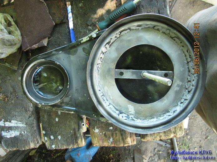 Как поменять ремень генератора на ваз 2114