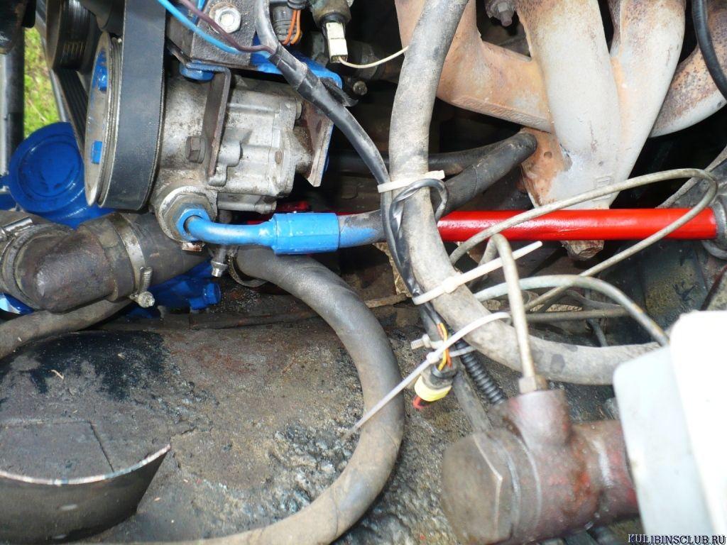 выхлопная система газели двигатель 405 схема