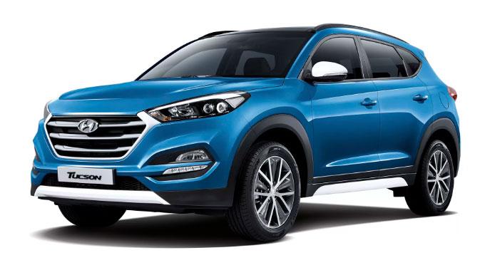 Новое поколение Hyundai Tucson