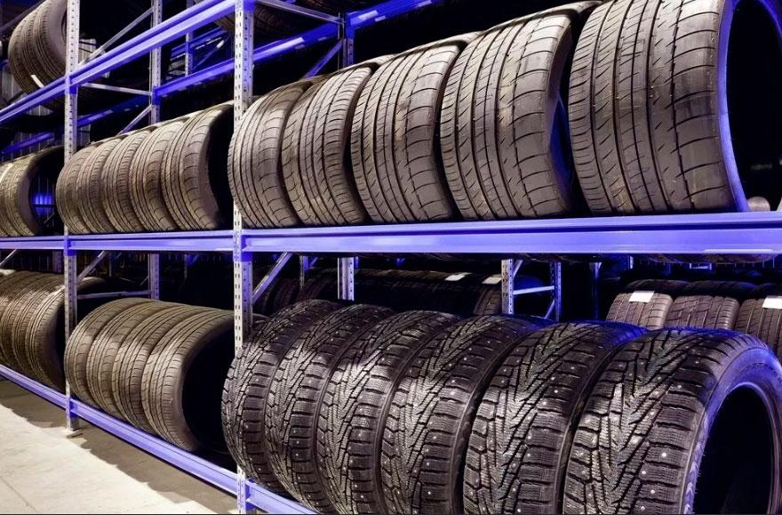 Зимние шины, стальные диски, способы хранения. Как подготовить зимние шины на хранение?
