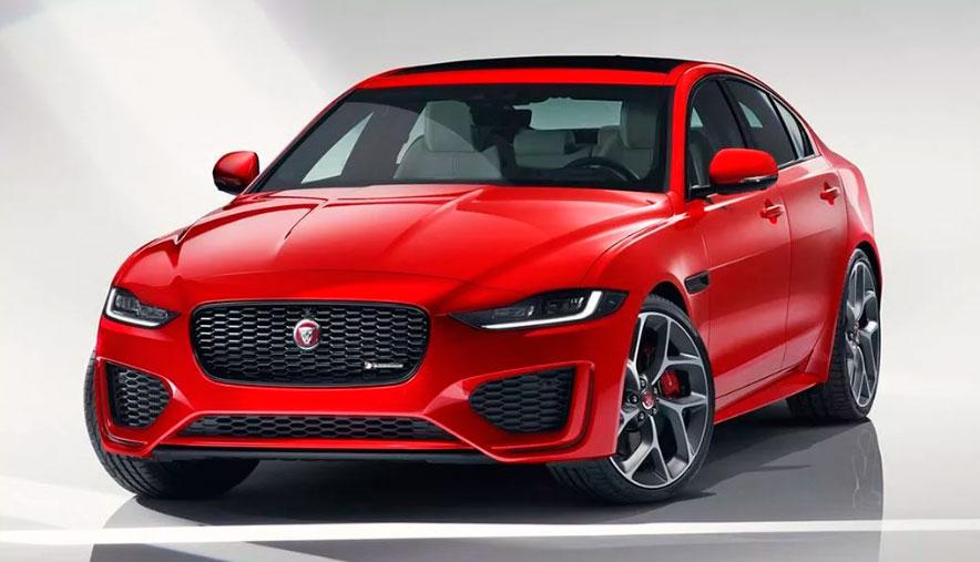 Краткий обзор Jaguar XE 2020 года