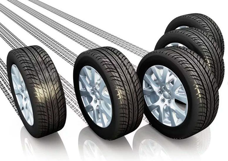 Из чего состоят автомобильные шины: конструкция и материалы