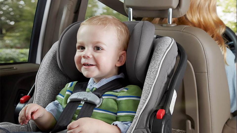 Рекомендации при выборе детского автокресла