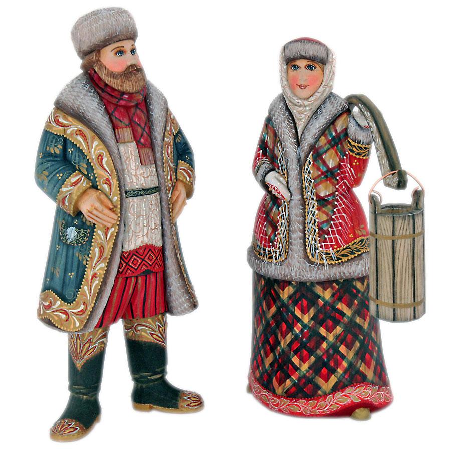 Русский сувенир в подарок
