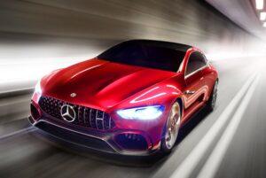 Mercedes-AMG GT Plug-In Hybrid