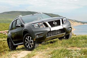 Особенности автомобиля Nissan TERRANO