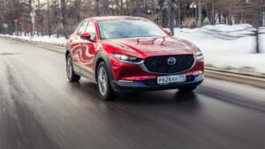 Преимущества  модельного ряда Mazda CX-30